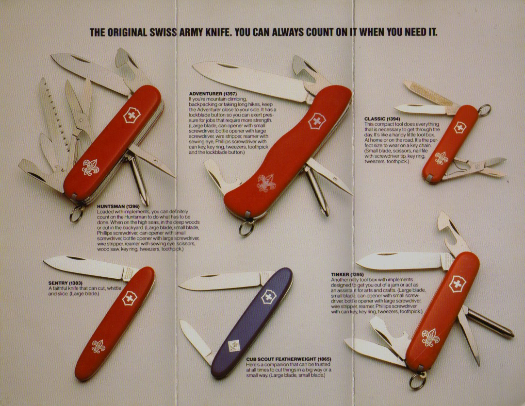 168 Pocket Pal Bsa Cub Scout Leaf S Victorinox