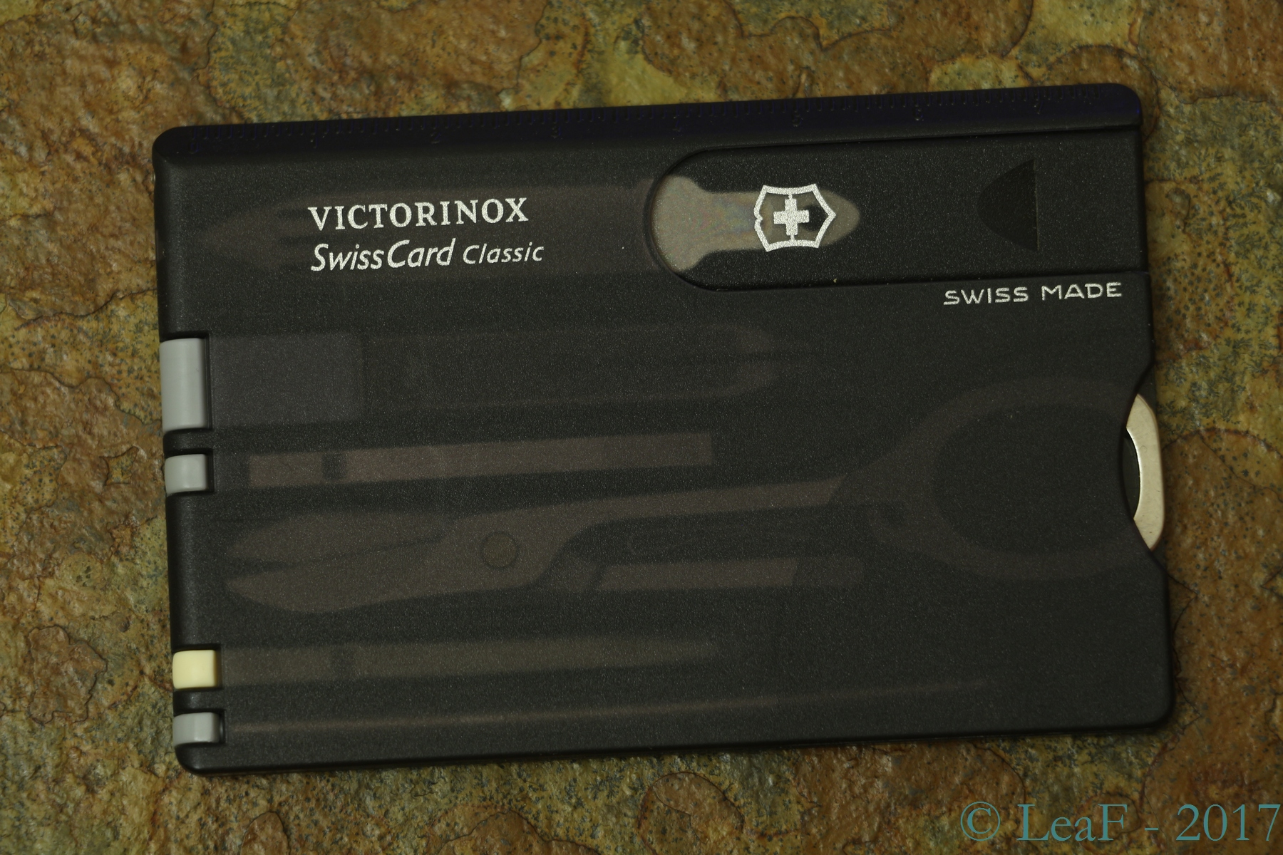 115 Swisscard Classic Leaf S Victorinox Knives Collection