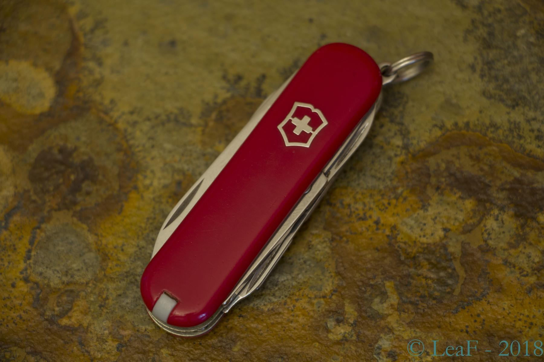 172 Minichamp I Leaf S Victorinox Knives Collection