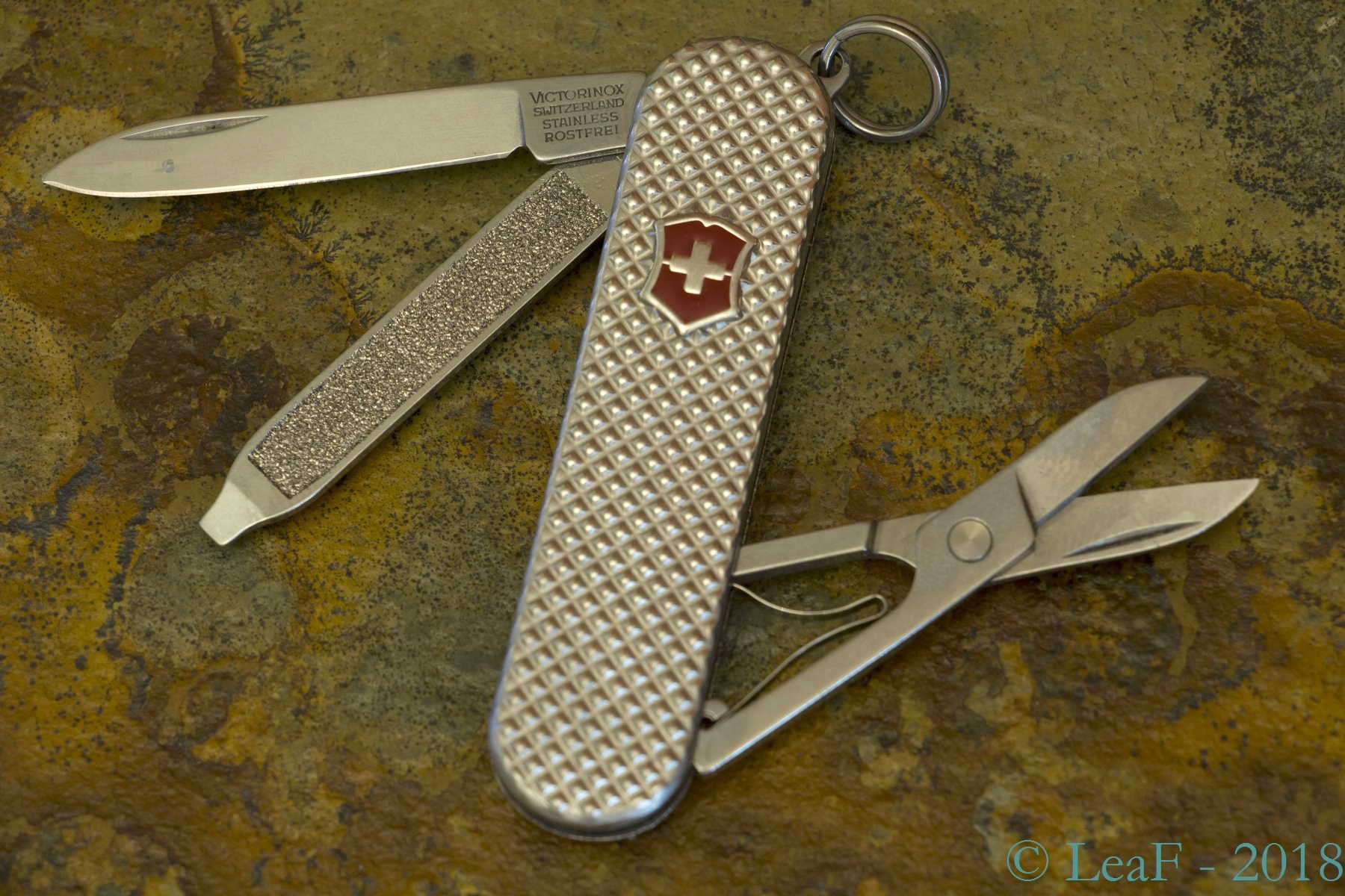 205 Diplomat Leaf S Victorinox Knives Collection