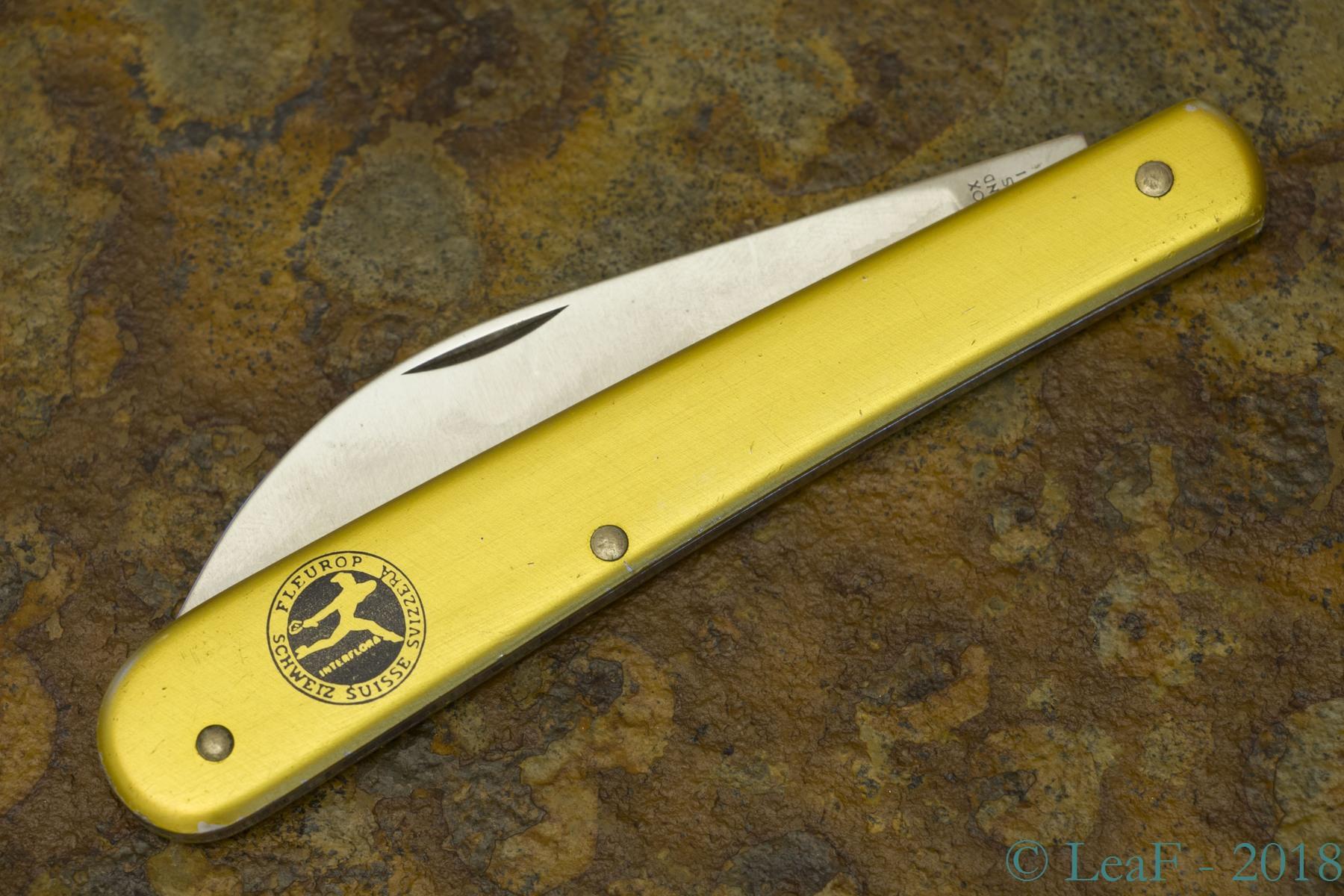 269 Baker S Knife Leaf S Victorinox Knives Collection