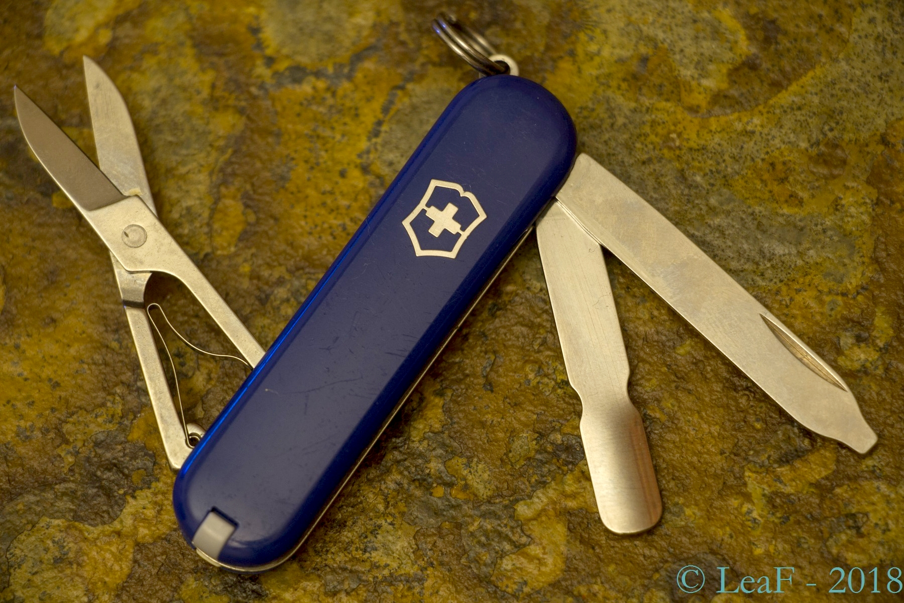311 Manicure Ii Leaf S Victorinox Knives Collection