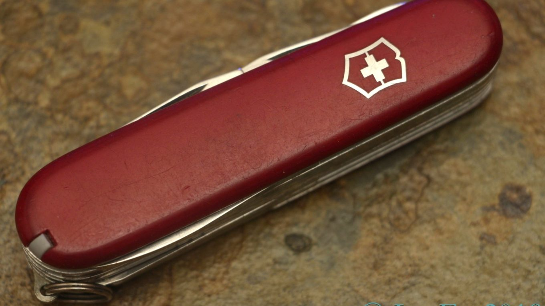 343 Master Craftsman Leaf S Victorinox Knives Collection