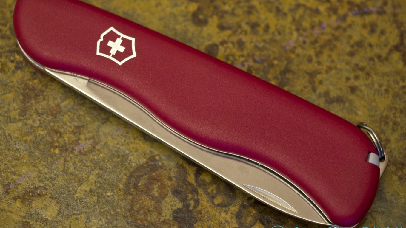 432 Cowboy Leaf S Victorinox Knives Collection