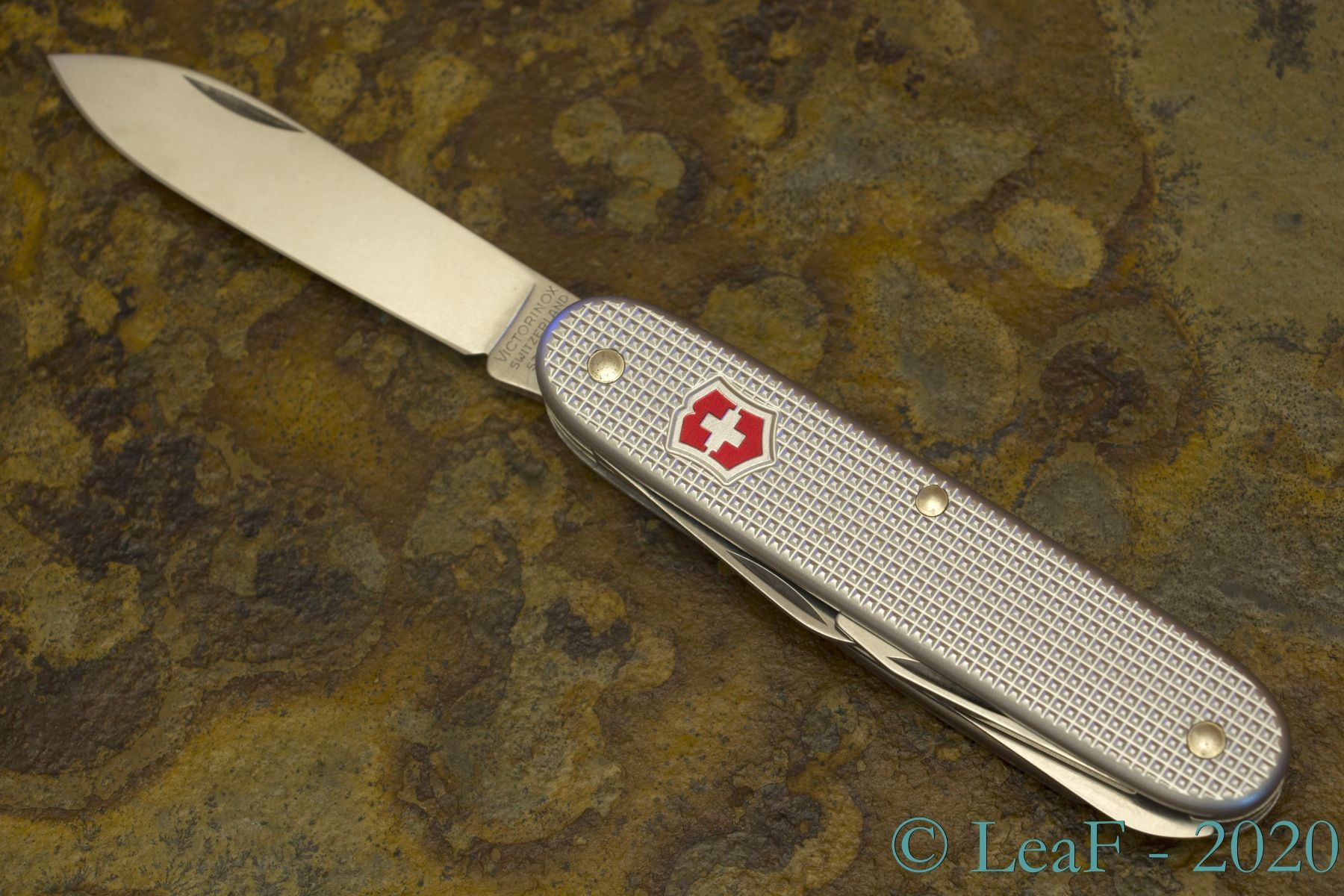 Leaf S Victorinox Knives Collection My Small Collection