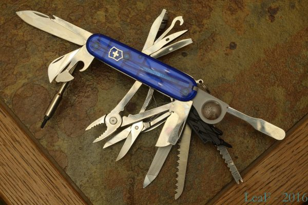 Magnifying Glass Leaf S Victorinox Knives Collection