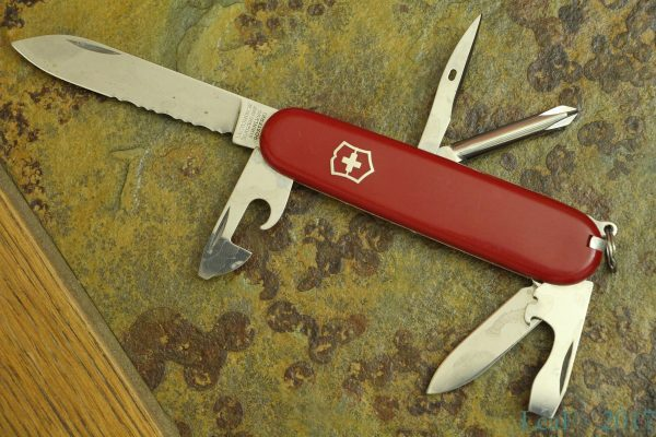587 Mckinley Tinker Leaf S Victorinox Knives Collection