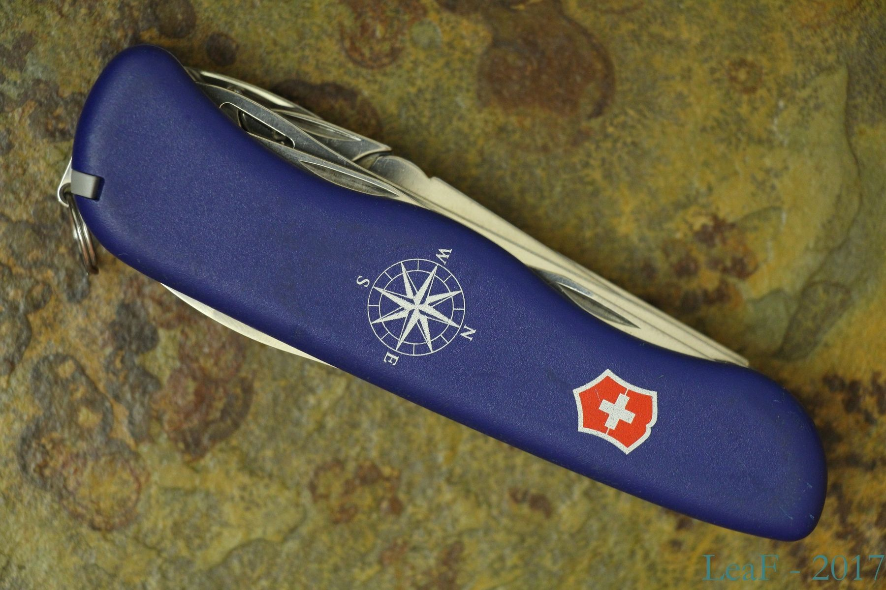 Marlin Spike Leaf S Victorinox Knives Collection