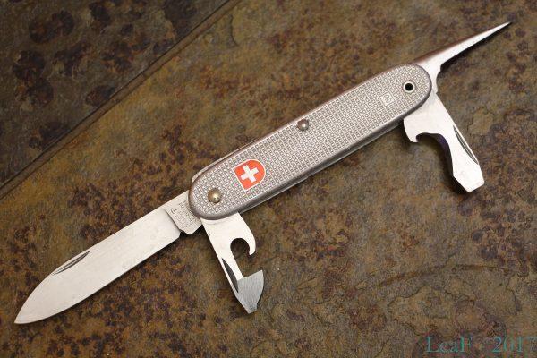 626 Wenger Soldat 1961 1978 Leaf S Victorinox Knives
